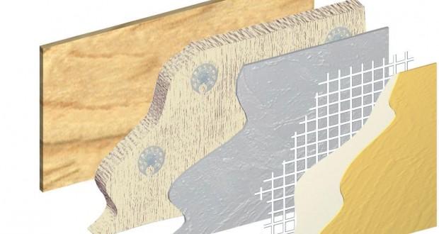 wdvs holzfaserplatten auf vollholz baunews. Black Bedroom Furniture Sets. Home Design Ideas